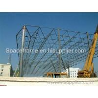 Wholesale Low cost steel structure building space frame roof system Admin Edit from china suppliers