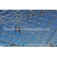 Wholesale High quality low cost steel structure building steel space frame roof system Admin Edit from china suppliers