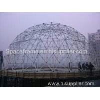 Wholesale High quality steel space frame dome steel structure roofing Admin Edit from china suppliers