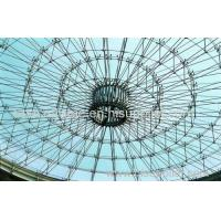 Wholesale Space frame roofing system steel stucture dome Admin Edit from china suppliers