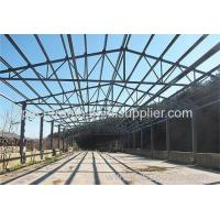 Wholesale Steel truss structure warehouse prefab workshop Admin Edit from china suppliers