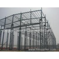 Wholesale warehouse and workshop using light steel structure Admin Edit from china suppliers