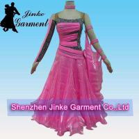 Wholesale HA0122 Ballroom Dance costumes from china suppliers