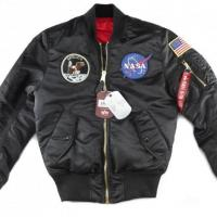 Buy cheap Men Alpha Industries Apollo MA-1 Flight Jacket from wholesalers