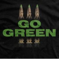 Buy cheap Men Ranger Up Go Green Normal-Fit T-Shirt from wholesalers
