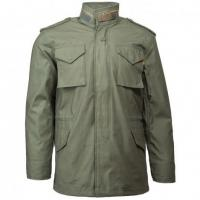 Buy cheap Men Alpha Industries Slim Fit M-65 Field Coat from wholesalers