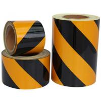 Buy cheap Hazard Warning Reflective Tapes from wholesalers