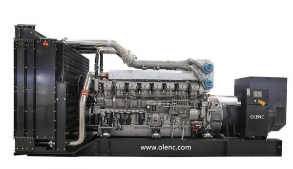 1600kw mitsubishi diesel generator set of item 49403390 - Diesel generators pros and cons ...