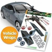 Star Wars Tie-Fighter and X-Wing Decal Set