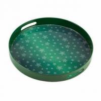 Wholesale Snowflake Serving Tray from china suppliers