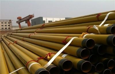 Quality Steel Pipe With FBE Coating for sale