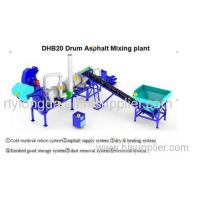 Wholesale DHB Continuous Asphalt Plant for sale Admin Edit from china suppliers