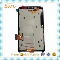 Wholesale 5 inches LCD Digitizer Waterproof Replacements for Blackberry Z30 Black White from china suppliers