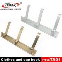 China clothes hook rail on sale