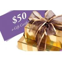 Wholesale Gift Boxes Gift Certificates from china suppliers