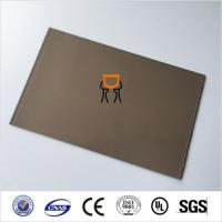 Wholesale Common Clear/blue/green/opal/brown/ Polycarbonate Sheet For Building from china suppliers