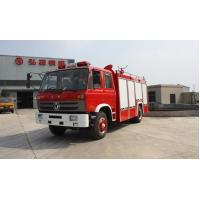 Wholesale Dongfeng 153 6000liters water tanker fire fighting truck from china suppliers