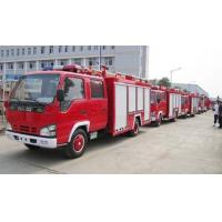Wholesale Fire brigade fire fighter transport truck / fire fighter carrier from china suppliers