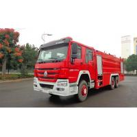 Wholesale 16000Liters Sinotruk HOWO fire fighting truck for sale from china suppliers