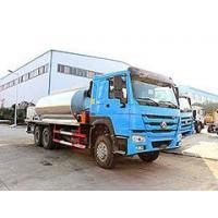 Wholesale China sinotruck howo 16ton bitumen distributor truck for sale from china suppliers