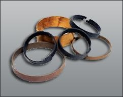 Quality PTFE PISTON RINGS for sale