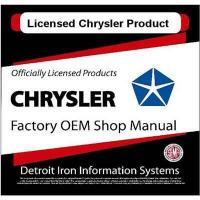 Wholesale 1963 Chrysler Shop Manuals on CD ROM from china suppliers