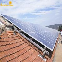Buy cheap 220V/380V 5kw solar system from wholesalers