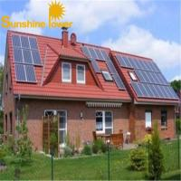 Buy cheap 1kw,3kw,5kw,10kw,20kw,50kw,100kw off grid solar energy system from wholesalers