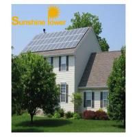 Buy cheap manufacture hot sale 3kw off grid home solar system from wholesalers