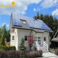 Buy cheap top quality 3kw off-grid home solar power system from wholesalers