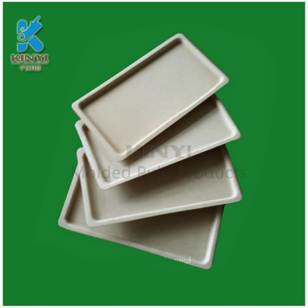 Quality Customized Pulp Molded Trays, Iphone packaging tray for sale