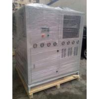 China 15kw scroll compressor chiller for welding machine on sale