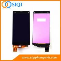 Buy cheap Wholesale for Sony Z3 Mini Compact D5803 D5833 LCD Touch Digitizer Assembly from wholesalers