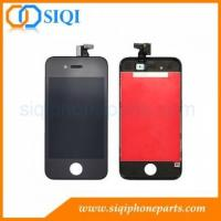 Buy cheap Top Sale Replacement For iPhone 4 LCD Supplier in China (Black) from wholesalers