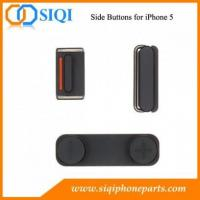 Buy cheap Side Button Kits for iPhone 5 Wholesale Price from wholesalers