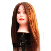 China training mannequin head for hairdresser on sale