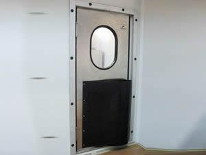 Quality Insulated Swing Door for sale