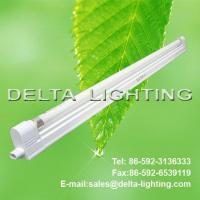 China Single Fluorescent Wall Lamp T5 With Acrylic Cover/Diffuser on sale