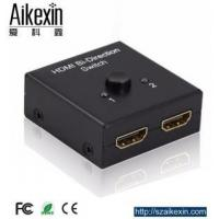 Buy cheap 2 Ports HDMI Bi-direction Manual Switch from wholesalers