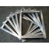 Wholesale Screen Printing Frame With T Guide And Handle from china suppliers