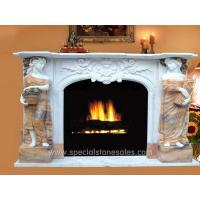 Victoria Stone Fireplace Tunbridge Wells Marble Fireplace Hearth UK for sale