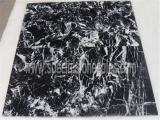 Buy cheap Nero Marquina Marmo China Black Marble Tile With White Veins Tiles from wholesalers