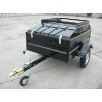 China used open trailers for sale COT-750 on sale