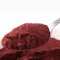 China Blackcurrants Powder / Black Currant Extract Powder on sale