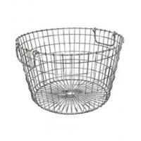 Round Wire Basket for Tidying Your House