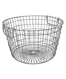 Quality Round Wire Basket for Tidying Your House for sale