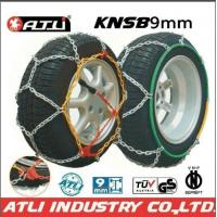 China high quality best sale KNSB 9mm Snow chains for Passenger car,tire chain on sale