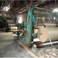 Buy cheap 1880mm 10T/day fluting paper making machine from wholesalers