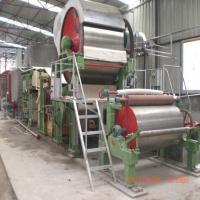 Buy cheap 1880 tissue paper making machine from wholesalers