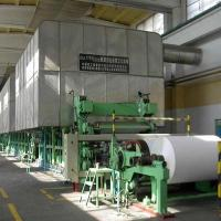 Wholesale 1760mm office paper, copy paper printing paper making machine from china suppliers
